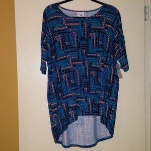 LuLaRoe Irma Shirt